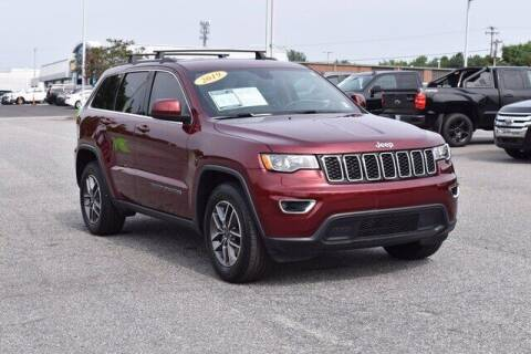 2019 Jeep Grand Cherokee for sale at Hickory Used Car Superstore in Hickory NC