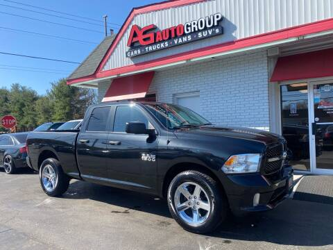 2018 RAM Ram Pickup 1500 for sale at AG AUTOGROUP in Vineland NJ
