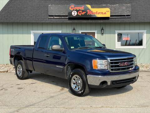2012 GMC Sierra 1500 for sale at Good 2 Go Motors LLC in Adrian MI