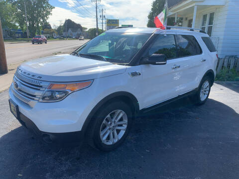 2013 Ford Explorer for sale at PAPERLAND MOTORS - Fresh Inventory in Green Bay WI