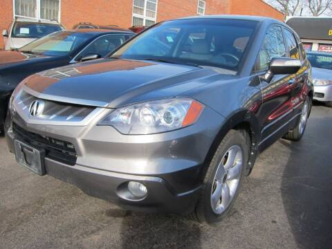 2007 Acura RDX for sale at DRIVE TREND in Cleveland OH