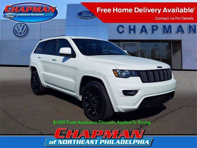 2019 Jeep Grand Cherokee for sale at CHAPMAN FORD NORTHEAST PHILADELPHIA in Philadelphia PA