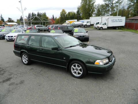 1999 Volvo V70 for sale at J & R Motorsports in Lynnwood WA