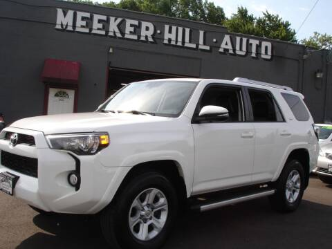 2016 Toyota 4Runner for sale at Meeker Hill Auto Sales in Germantown WI