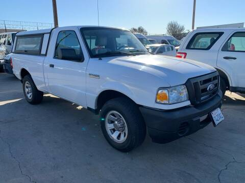 2010 Ford Ranger for sale at Best Buy Quality Cars in Bellflower CA