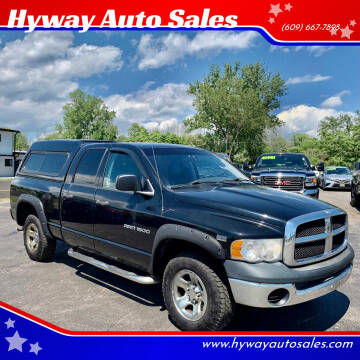 2004 Dodge Ram Pickup 1500 for sale at Hyway Auto Sales in Lumberton NJ