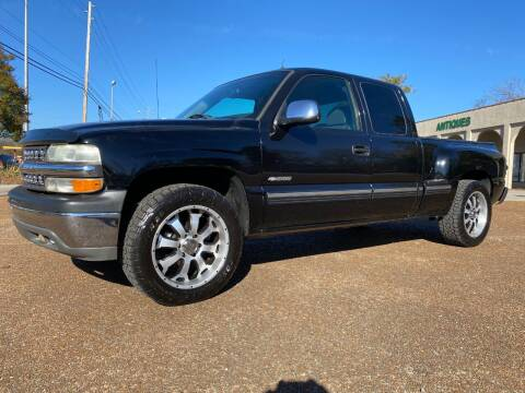 2001 Chevrolet Silverado 1500 for sale at DABBS MIDSOUTH INTERNET in Clarksville TN