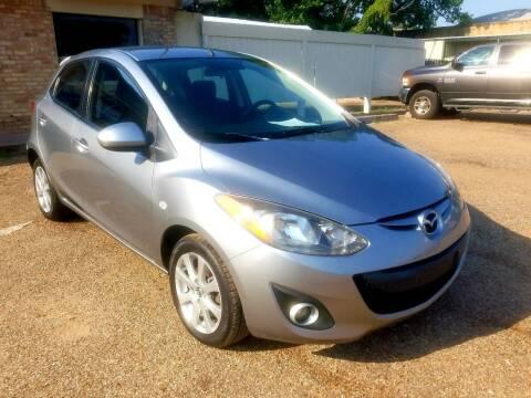 2013 Mazda MAZDA2 for sale at Dorsey Auto Sales in Tyler TX