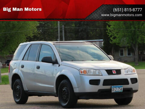 2006 Saturn Vue for sale at Big Man Motors in Farmington MN