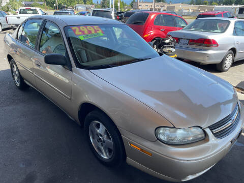 2004 Chevrolet Classic for sale at Low Auto Sales in Sedro Woolley WA