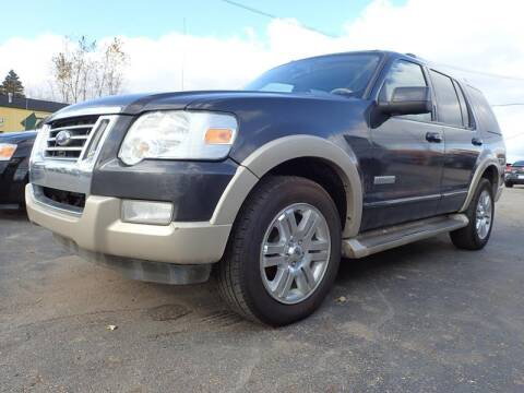 2007 Ford Explorer for sale at RPM AUTO SALES in Lansing MI
