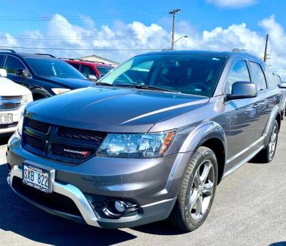 2016 Dodge Journey for sale at PONO'S USED CARS in Hilo HI
