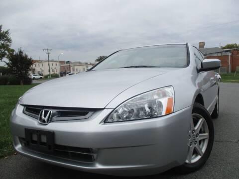 2004 Honda Accord for sale at A+ Motors LLC in Leesburg VA