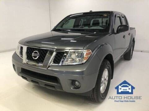 2017 Nissan Frontier for sale at MyAutoJack.com @ Auto House in Tempe AZ
