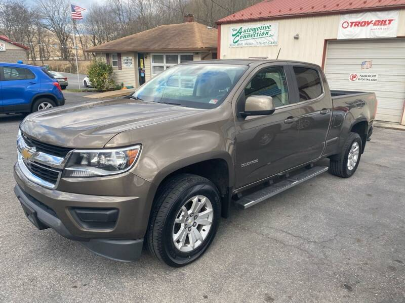 2015 Chevrolet Colorado for sale at THE AUTOMOTIVE CONNECTION in Atkins VA