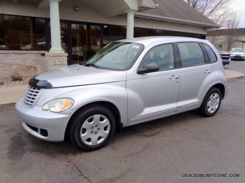 2009 Chrysler PT Cruiser for sale at DEALS UNLIMITED INC in Portage MI