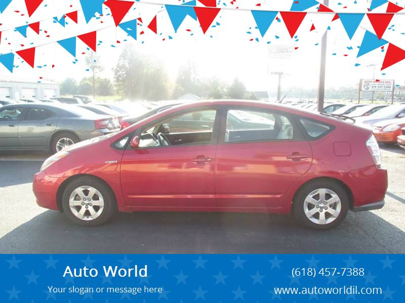 2009 Toyota Prius for sale at Auto World in Carbondale IL