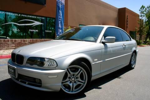 2001 BMW 3 Series for sale at CK Motors in Murrieta CA