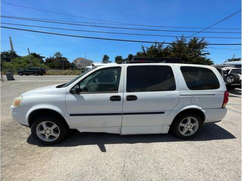 2008 Chevrolet Uplander for sale at Dealers Choice Inc in Farmersville CA