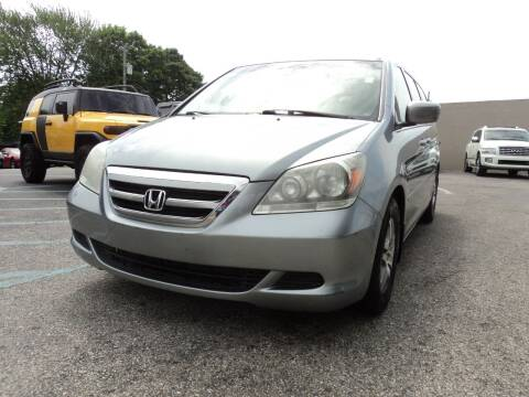 2007 Honda Odyssey for sale at Indy Star Motors in Indianapolis IN