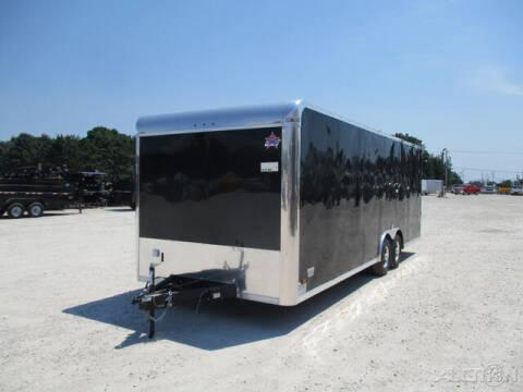 2022 US Cargo Enclosed Car Hauler PC8524TA3