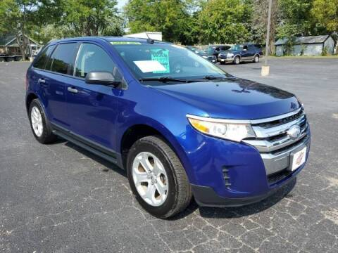 2013 Ford Edge for sale at Stach Auto in Edgerton WI