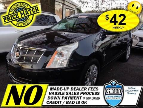 2011 Cadillac SRX for sale at AUTOFYND in Elmont NY