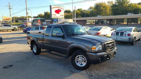 2011 Ford Ranger for sale at GLADSTONE AUTO SALES    GUARANTEED CREDIT APPROVAL in Gladstone MO