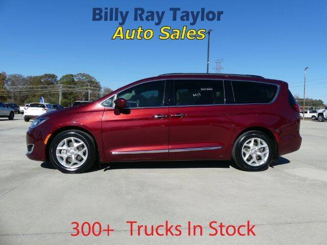 2017 Chrysler Pacifica for sale at Billy Ray Taylor Auto Sales in Cullman AL