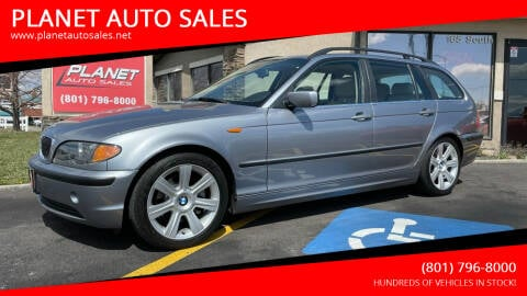 2003 BMW 3 Series for sale at PLANET AUTO SALES in Lindon UT