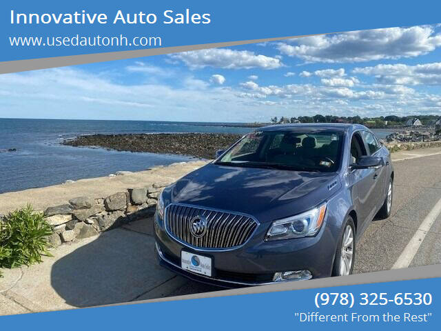 2014 Buick LaCrosse for sale in North Hampton, NH