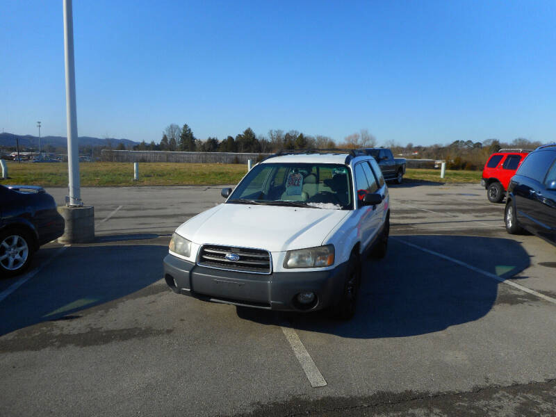 2003 Subaru Forester AWD X 4dr Wagon - Knoxville TN