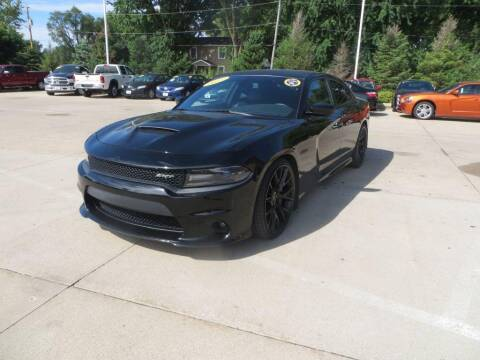 2017 Dodge Charger for sale at Aztec Motors in Des Moines IA