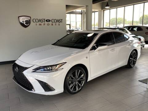 2019 Lexus ES 350 for sale at Coast to Coast Imports in Fishers IN
