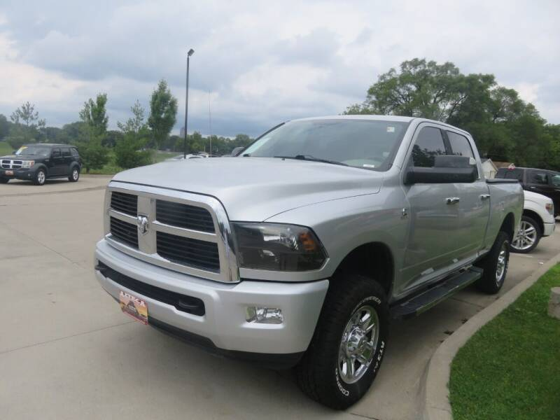 2011 RAM Ram Pickup 2500 for sale at Azteca Auto Sales LLC in Des Moines IA