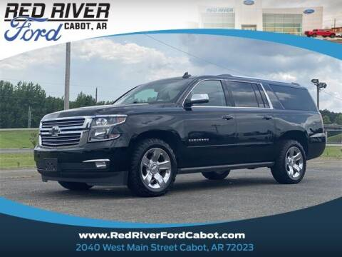2019 Chevrolet Suburban for sale at RED RIVER DODGE - Red River of Cabot in Cabot, AR