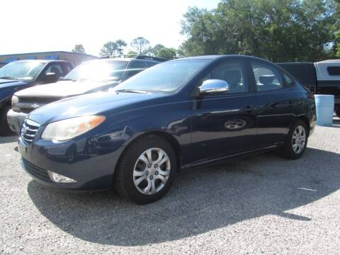 2010 Hyundai Elantra for sale at Blue Book Cars in Sanford FL