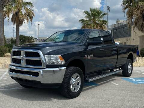2014 RAM Ram Pickup 2500 for sale at Motorcars Group Management - Bud Johnson Motor Co in San Antonio TX