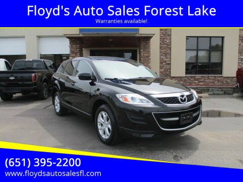 2011 Mazda CX-9 for sale at Floyd's Auto Sales Forest Lake in Forest Lake MN