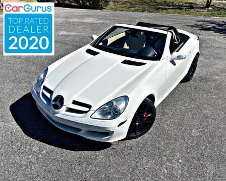 2006 Mercedes-Benz SLK for sale at Brothers Auto Sales of Conway in Conway SC