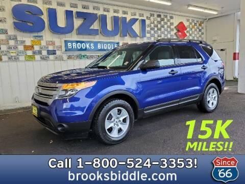2013 Ford Explorer for sale at BROOKS BIDDLE AUTOMOTIVE in Bothell WA