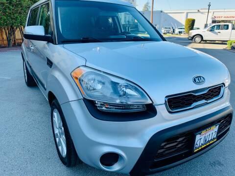 2012 Kia Soul for sale at San Mateo Auto Sales in San Mateo CA