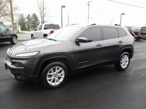 2015 Jeep Cherokee for sale at FINAL DRIVE AUTO SALES INC in Shippensburg PA