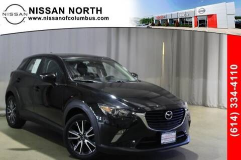 2018 Mazda CX-3 for sale at Auto Center of Columbus in Columbus OH