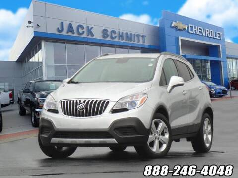 2015 Buick Encore for sale at Jack Schmitt Chevrolet Wood River in Wood River IL