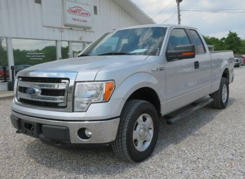 2013 Ford F-150 for sale at Low Cost Cars in Circleville OH