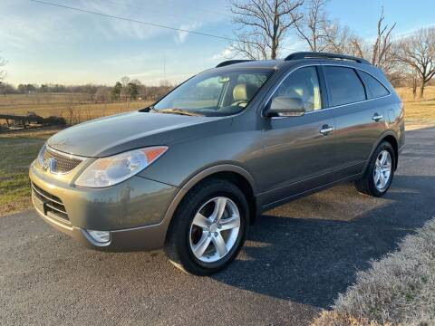 2008 Hyundai Veracruz for sale at Champion Motorcars in Springdale AR