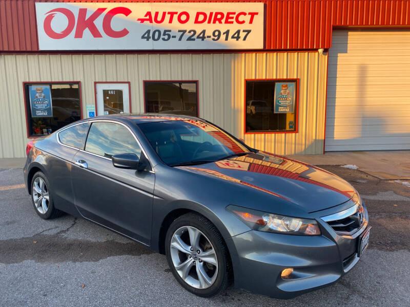 2011 Honda Accord for sale at OKC Auto Direct in Oklahoma City OK