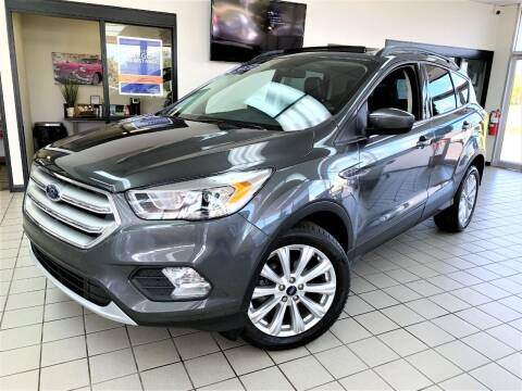 2019 Ford Escape for sale at SAINT CHARLES MOTORCARS in Saint Charles IL