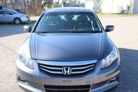 2012 Honda Accord for sale at Bowman Auto Sales in Hebron OH